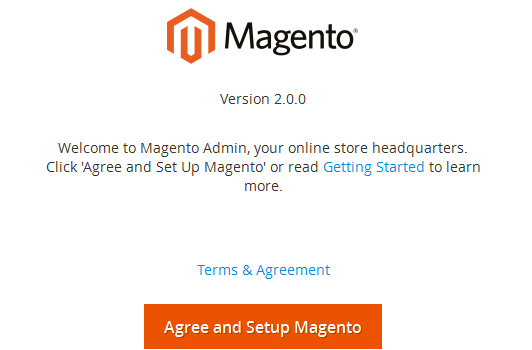 how to install magento2 in localhost