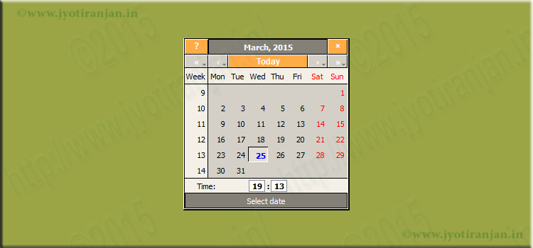 Magento format DateTime using Configuration options.Playing with magento date and time comparing with php date and time format.